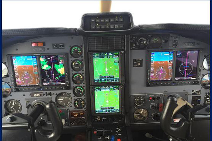 Eads Socata Cockpit