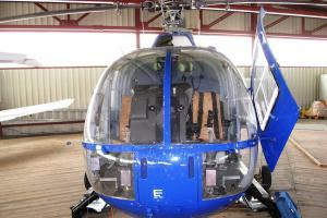 Eurocopter BO-105-CBS4 Outside